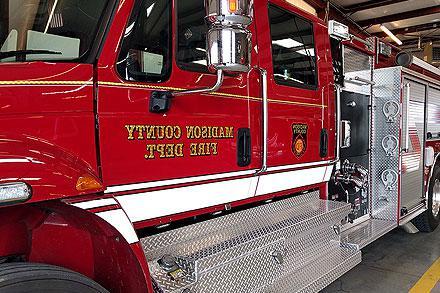美国TN麦迪逊县消防局