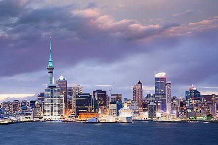 Skycom、新西兰