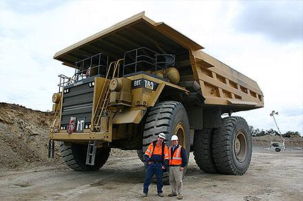 Minerva矿场,昆士兰,澳大利亚