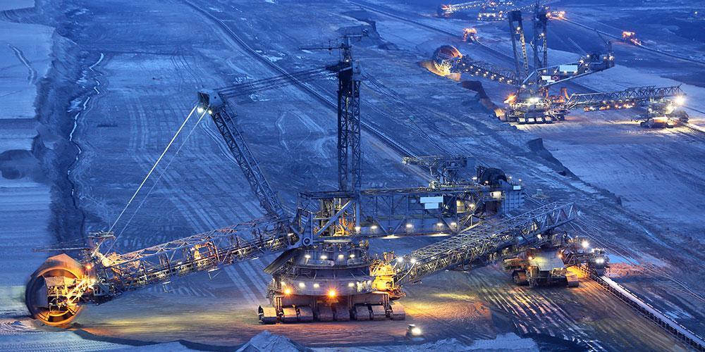 知道更多采矿、石油和天然气的解决方案吗