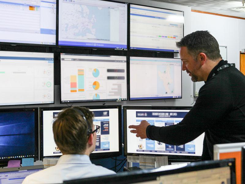 有效的网络监控和管理